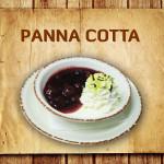 PANNA COTTA