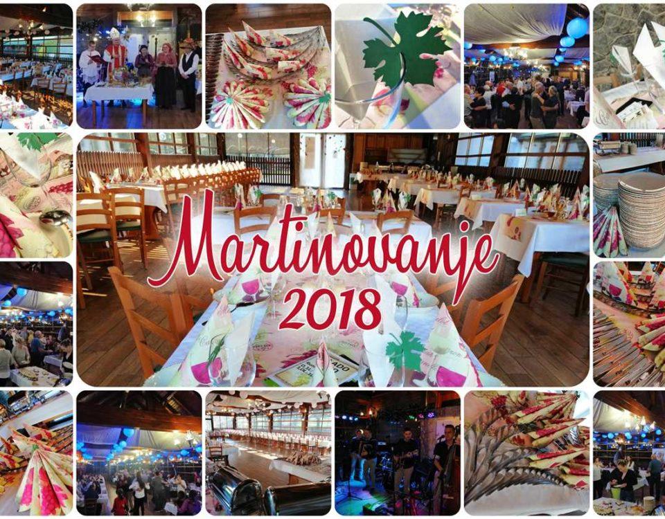 martinovanje 2018