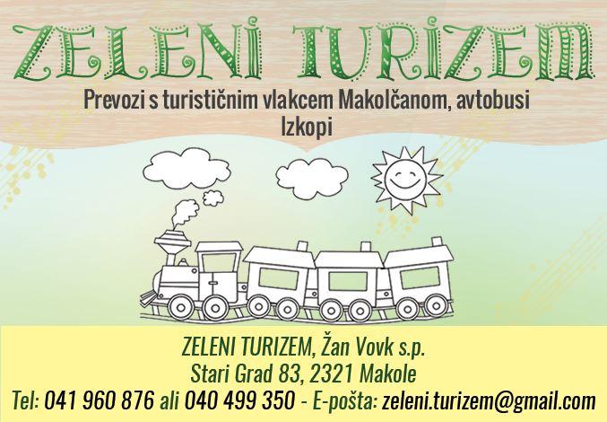 zeleni turizem